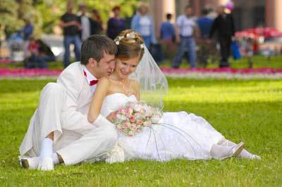 До и после свадьбы (9 фото)