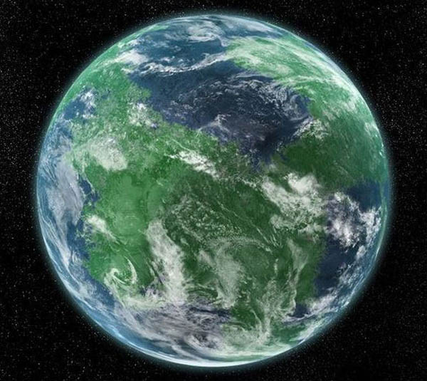 если бы Земля была в два раза больше