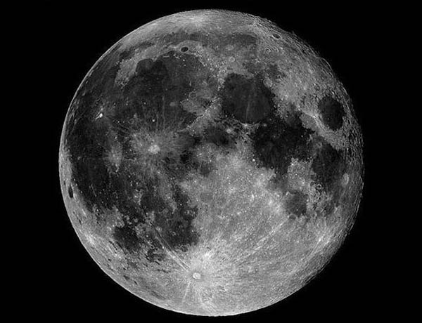 Луна никогда не сформировалась