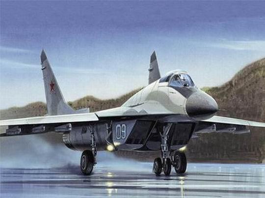 Полетайте на МиГ над Россией