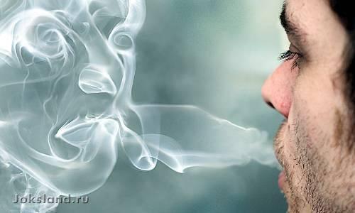 Очень красивые фотографии дыма