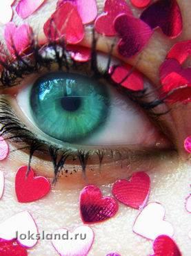 Красота: Глаза-губы