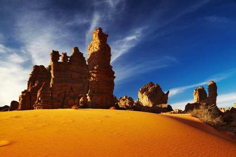 Загадка про пустыню