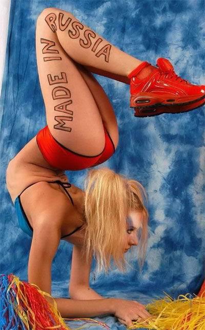 Поразительная гибкость женского тела (43 фото)