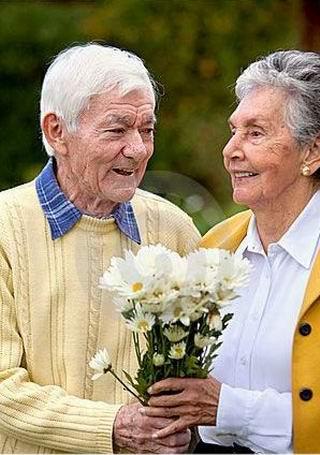 пожилых людей