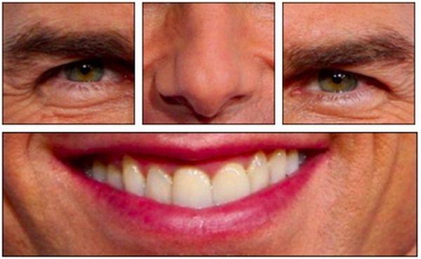 Игры с лицами (38 фотографий)