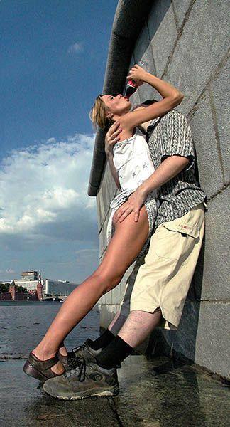 Москва поцелуев