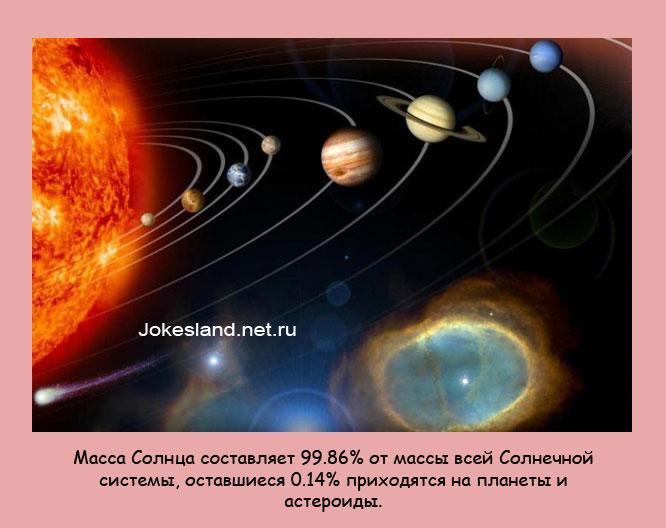 Космо-факты (34 картинки)