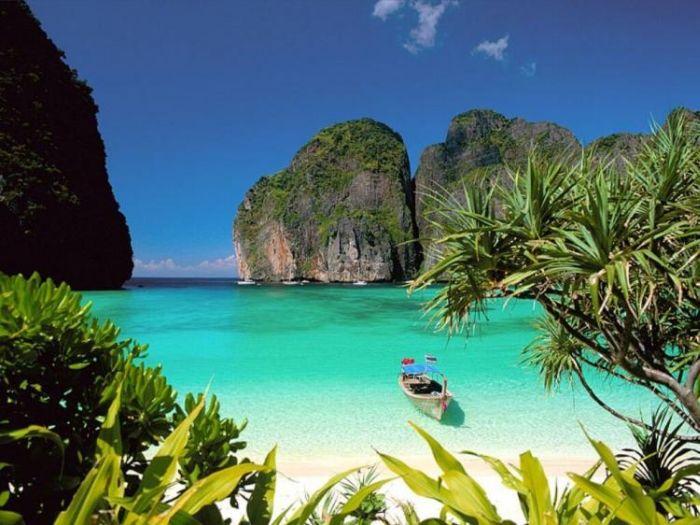 Решил я свою любимую жёнушку свозить в Таиланд