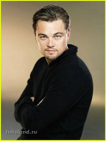 Leonardo Di Caprio в журнале Parade