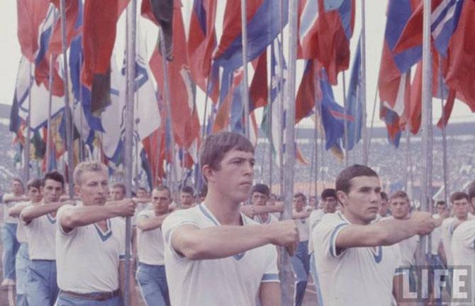Лайф в СССР (29 фото)