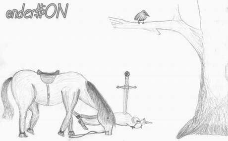 И только лошади летают вдохновенно