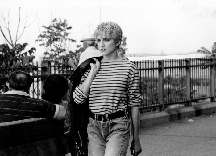 Madonna в молодости (31 звездных фотография)