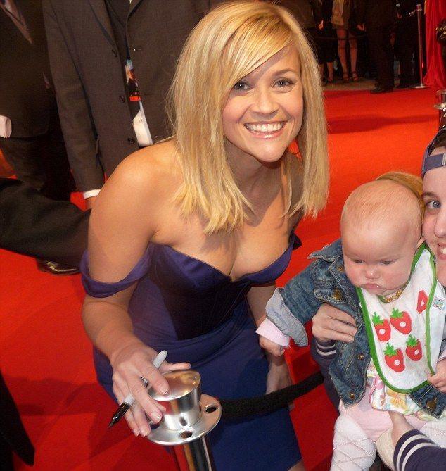Малыш и знаменитости