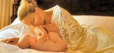 """Картины """"Мамы и дети"""""""