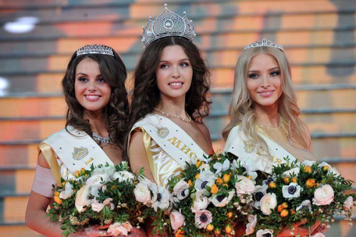 Конкурс Мисс Россия (72 фото)