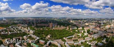 Москва глазами птиц