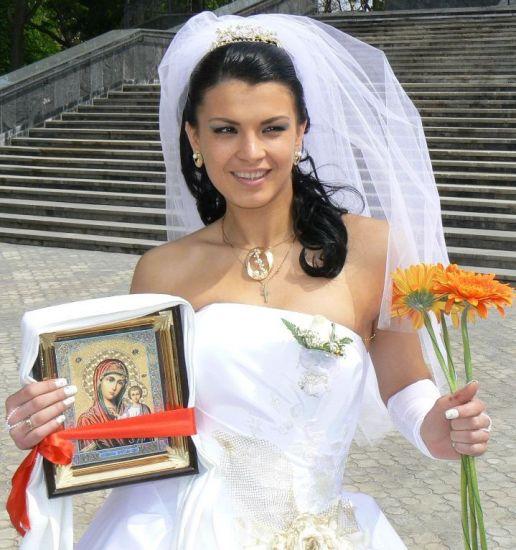 Невесты свадебные фото