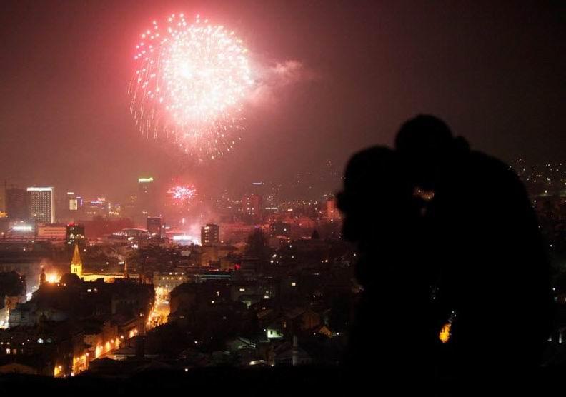 Новый год в разных странах