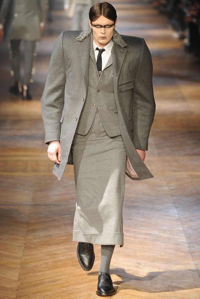 Новая мужская мода (39 фотографий)