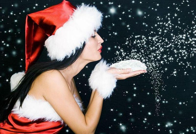 Буду писать Снегурочке