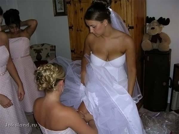 Ох уж эти невесты (свадебные фото)