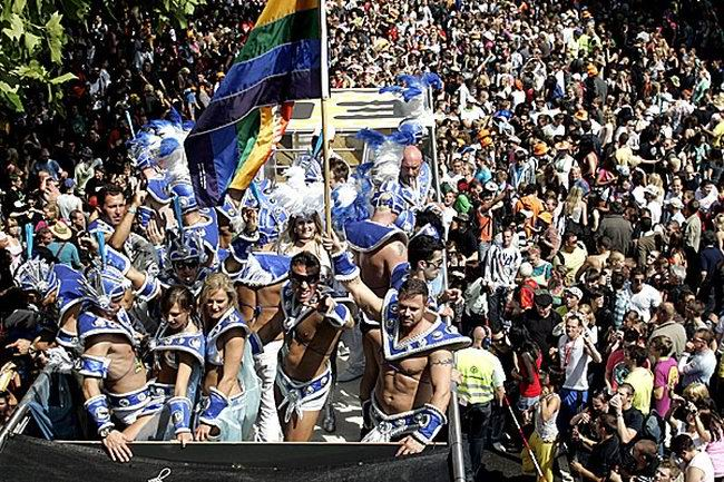 Парад любви в Дортмунде (Dortmund Love Parade)