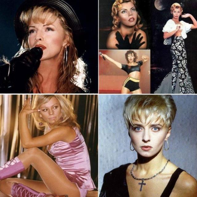 Российские певицы 90-х годов: тогда и сейчас