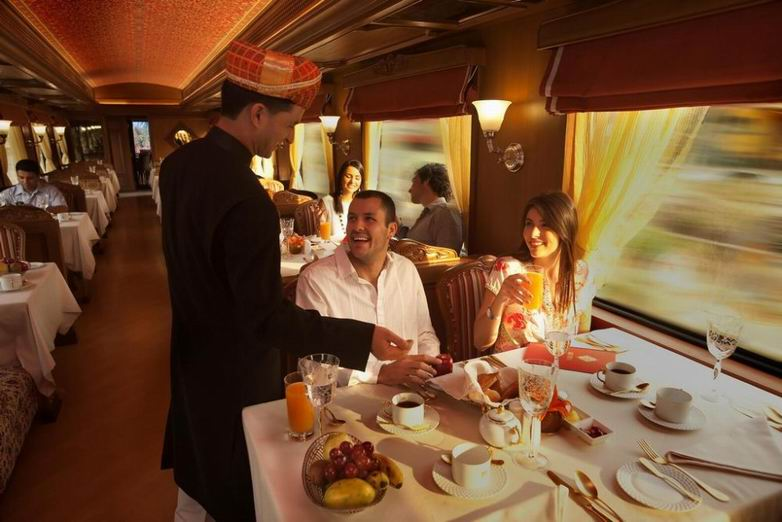 Best Train of 2011 Indian Maharajas Express