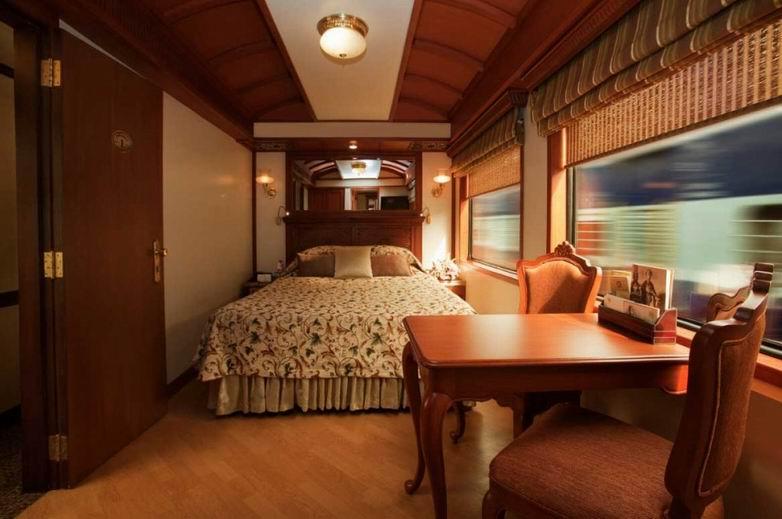 Лучший поезд 2011 года – индийский Maharajas Express