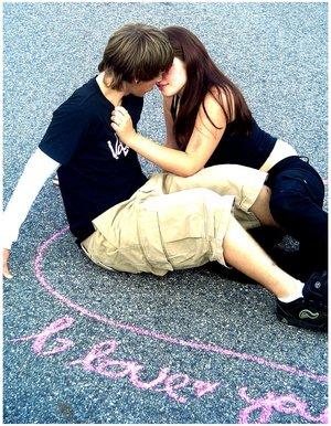 Позитив: Поцелуи