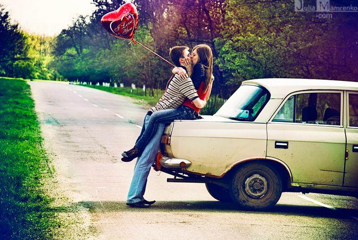 Романтические фотографии - Всем хорошего настроения!