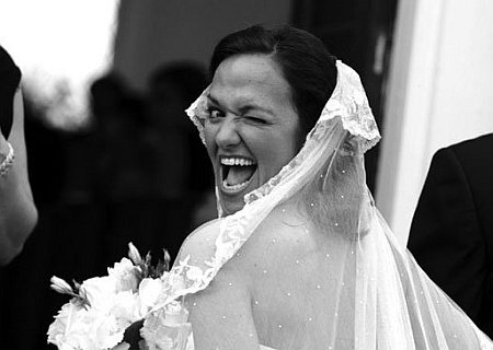 Подборка курьезных снимков со свадеб