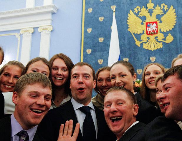 Фотожаба на президента (11 фото + 1 гифка)