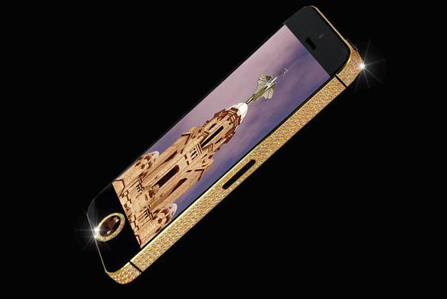 Black Diamond iPhone 5