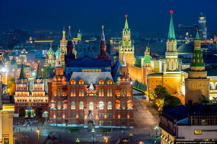 Спи моя Москва