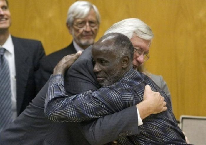 Люди, которые были лишены свободы по ошибке суда (10 фото)