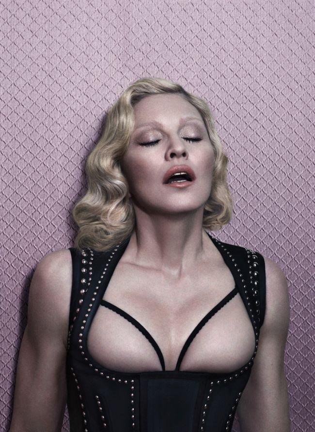 Мадонна снялась в красивой фотосессии (15 звездных фото)