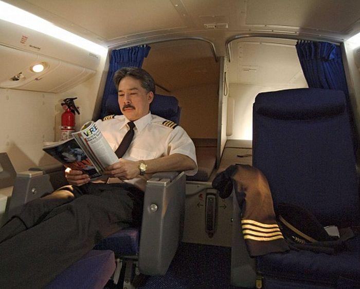 Классификация тех, кто сидит в самолете