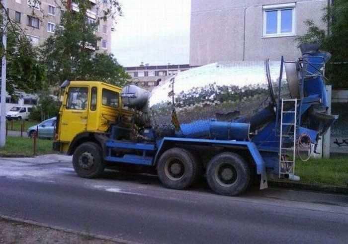 Отличие принудительных бетоносмесителей от гравитационных