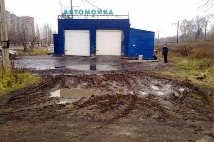 Такое бывает только в России (часть 4, 50 фото)
