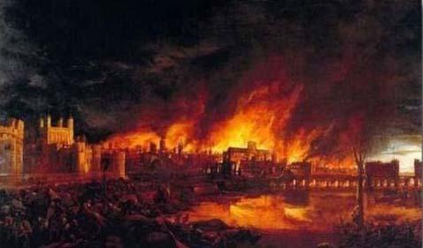 Большой лодонский пожар