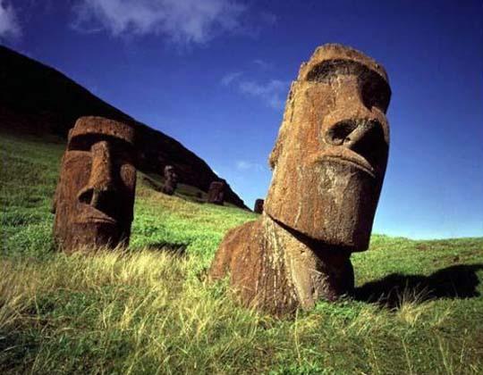 Остров Пасхи преподнес археологам сюрприз