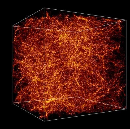 Десять самых странных явлений космоса (10 фотографий)