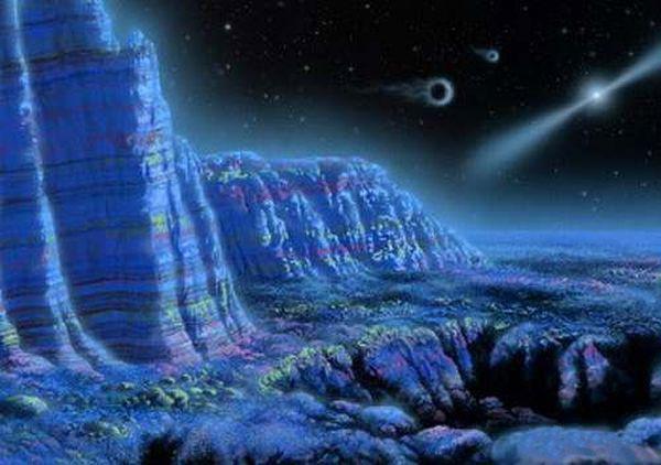 Семь чудес космоса (10 фотографий + текст)