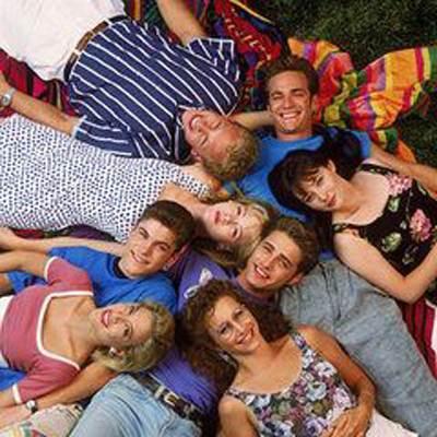 Ребята из Беверли Хилз 90210. Помните такой сериал?