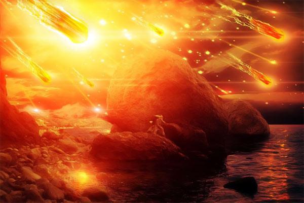 Восемь сценариев апокалипсиса (9 фото)