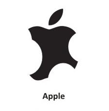 Логотипы известных брендов после кризиса (49 штук)