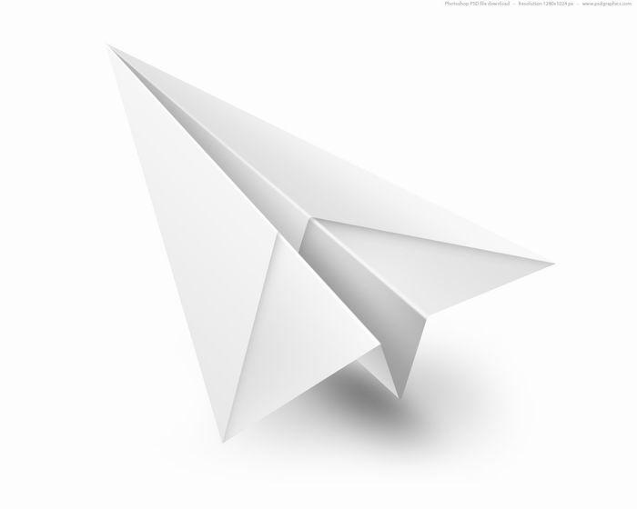 Делаем бумажные самолетики (13 фотографий)