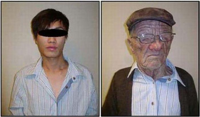 Что общего у этих двух мужчин? (3 фотографии)